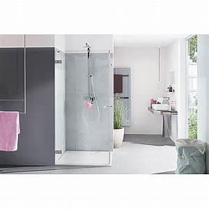 Aluminium Verbundplatte Küche : easywall alu verbundplatte dekor beton 100 x 205 cm bauhaus ~ Frokenaadalensverden.com Haus und Dekorationen