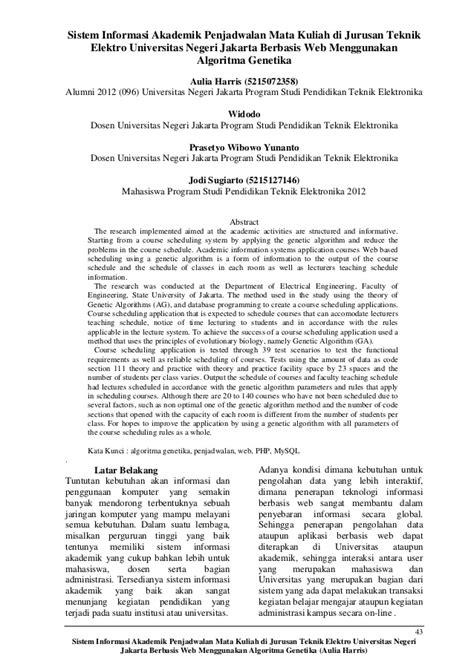 Jurnal Bahasa Indonesia