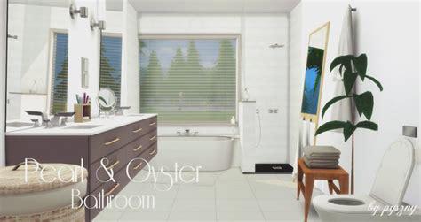 pearl oyster bathroom  pyszny liquid sims