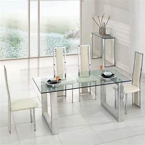 Chaise de salle a manger transparente for Meuble salle À manger avec chaise salle a manger transparente