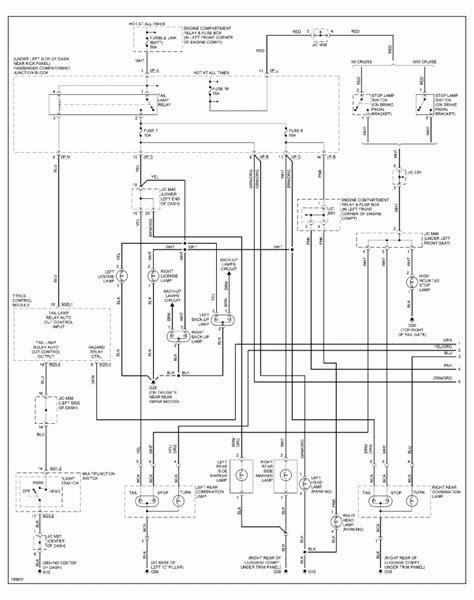 2001 hyundai elantra engine diagram automotive parts diagram