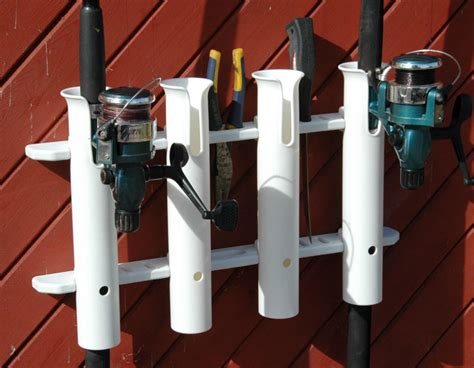 Fishing Rod Holders For Boats Uk by Boat Rod Holder Vertical 2 3 4 5 Tube Accessory Rack