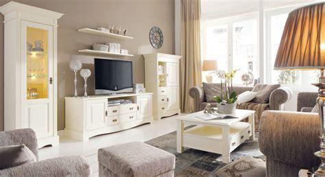 Moderner Landhausstil Wohnzimmer by Landhausstil M 246 Bel Dansk Design Massivholzm 246 Bel