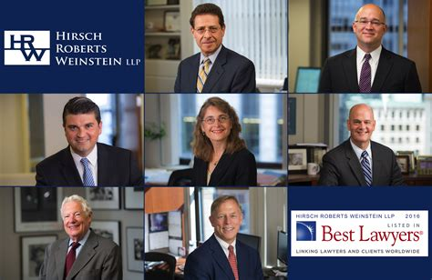 Seven HRW Attorneys Included in the Best Lawyers in ...