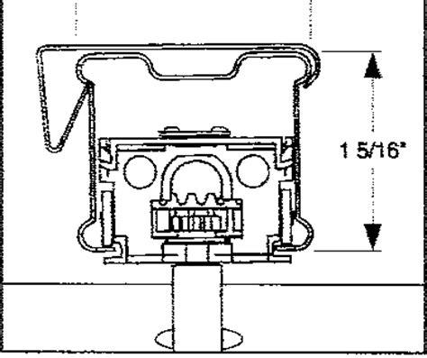 blind repair parts vertical parts
