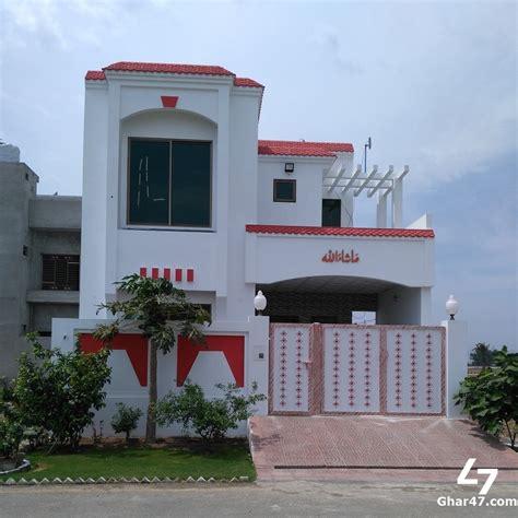 six marla house for sale in sa garden phase ii ghar47