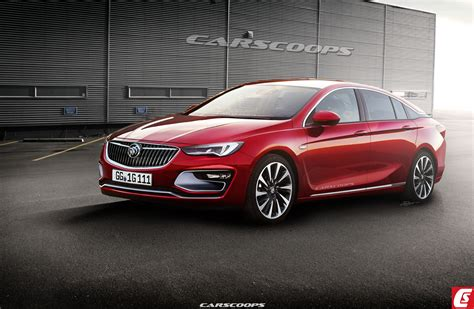 Future Cars 2018 by Future Cars 2018 Buick Regal And Its 2017 Opel Insignia