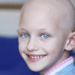 Child Cancer Patients Smiling
