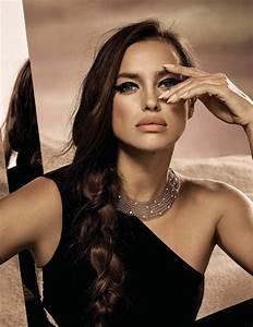 Vogue Mexico October 2017 Irina Shayk by Jason Kibbler ...