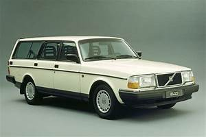 1986 Volvo 240 Dl  240 Gl Manual Owner