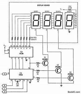 Led Clock Pinouts