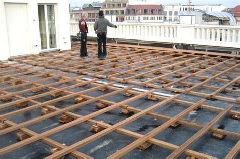 Fußboden Unterkonstruktion Holz by Unterkonstruktion Bangkirai Photo4change Org