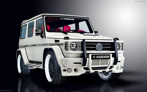 Hamann Mercedes-benz Amg G55 Supercharged Widescreen