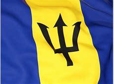 Flag background Illustration of flag of Barbados