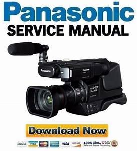 Panasonic Hc Mdh2 Mdh2m Service Manual  U0026 Repair Guide