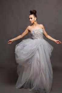 grey dresses for a wedding wedding dress gray