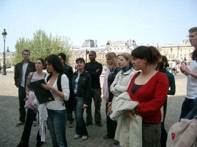 visite du quartier de la nouvelle athenes visite de l 39 institut de
