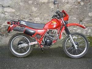 Honda Xl 200 R   Ann U00e9e 1986 - Pays   Japon
