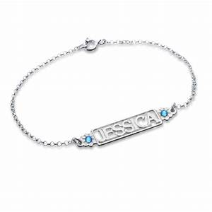 bracelet naissance With robe fourreau combiné avec bracelet prenom enfant