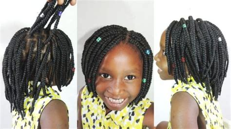 Braids For Kids, Best Braided Hairstyles For Black Girls
