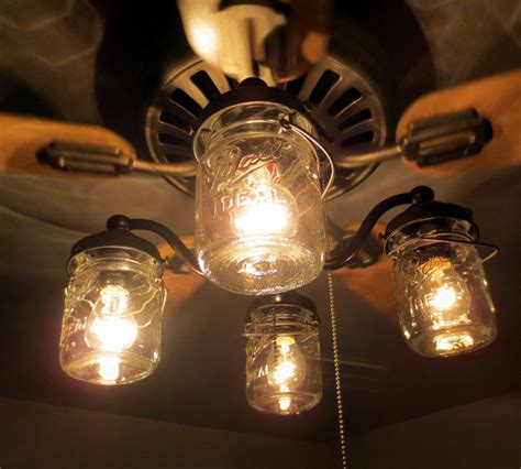 ceiling fan with mason jar lights unavailable listing on etsy