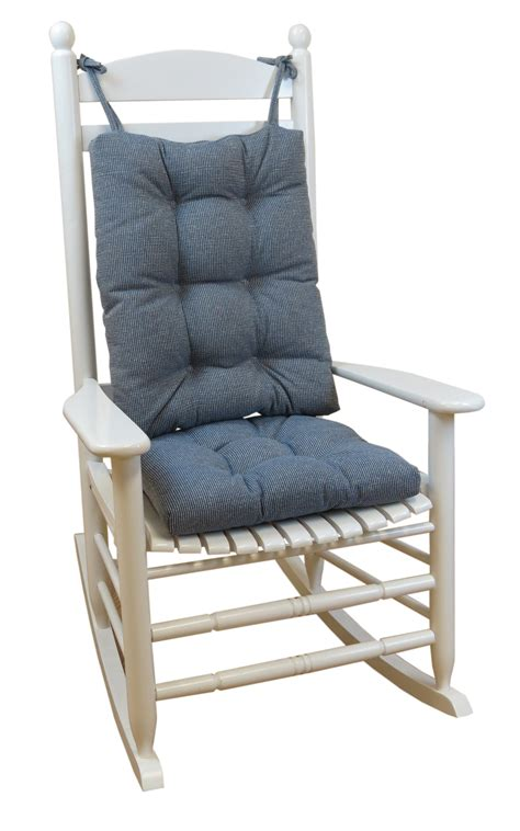 Rocking Chair Cushion Sets Sears by The Gripper Jumbo Rocking Chair Cushions Saturn