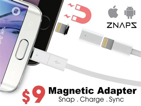 magnetic iphone charger new magnetic iphone charger znaps best of