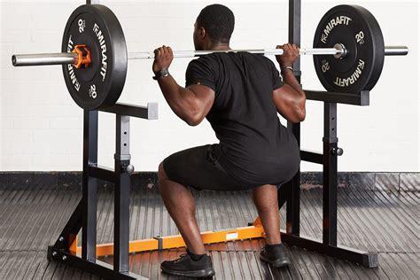 ways    squat rack mirafit