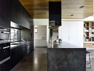 Architectural Home Designs Australia Concrete House By Matt Gibson Architecture In Melbourne