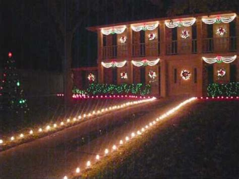 interlochen christmas lights in arlington texas youtube