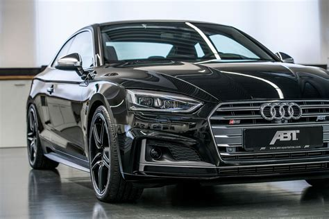 abt sportsline brings 20 more dynamism to 2018 audi s5 automobile magazine
