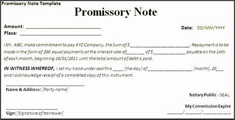 promissory note template sampletemplatess