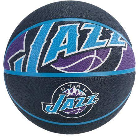 spalding nba utah jazz team ball walmartcom