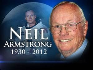 Private Family Service For Neil Armstrong | David Reneke ...