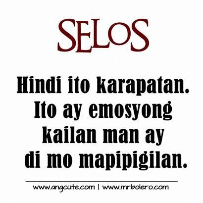Selos Quotes Patama Tagalog Sad Malungkot Funny