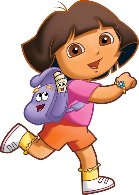 Cartoon Characters Dora Png