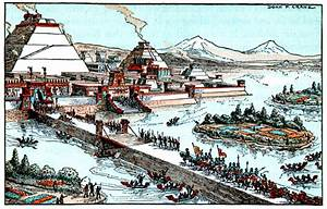 Tenochtitlan: The Great Ceremonial Capital Of The Aztec ...