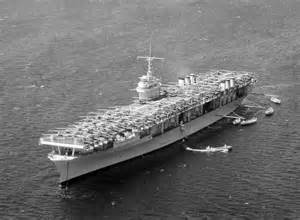 USS Ranger CV4
