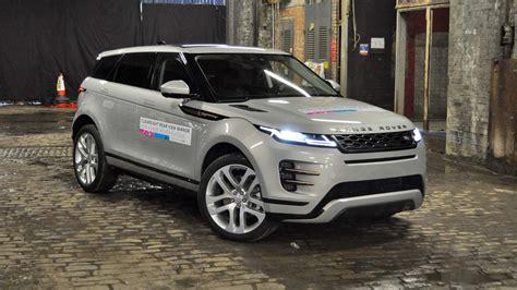 2020 Range Rover Evoque by 2020 Land Rover Range Rover Evoque Impressions