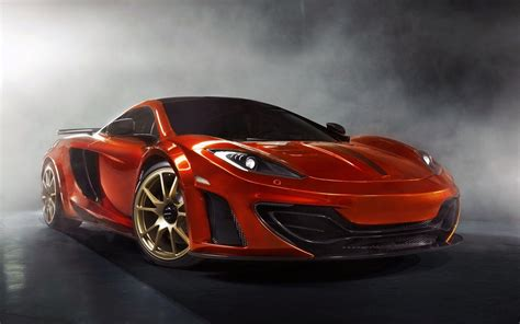 New Mclaren P1 High Res Images Released