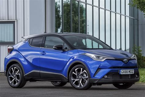 2017 Toyota Chr  Details, Specs And Pricing