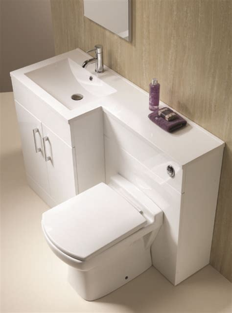 Bathroom Layout Sink by All In One Toilet And Washbasin Combination Water Closet