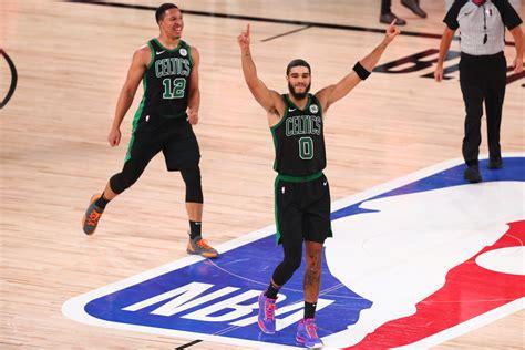 Celtics Star Jayson Tatum Joins Larry Bird in the ...
