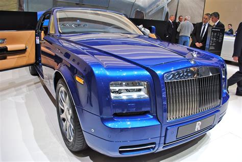 Rolls Royce To Build Two Ghost Derived Models
