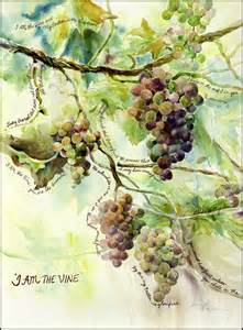 Jesus I AM the Vine