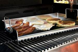 Plancha Ou Barbecue : plaque plancha inox pour braai et barbecue gaz charbon ~ Melissatoandfro.com Idées de Décoration