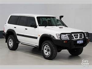 2003 Nissan Patrol St  4x4  For Sale  16 416 Manual Suv