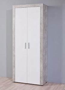 Möbel In Betonoptik : schrank betonoptik hellgrau wei l brain 20 1 kaufen bei eh m bel ~ Frokenaadalensverden.com Haus und Dekorationen