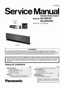 Panasonic Sc Btt100 Service Manual And Repair Guide