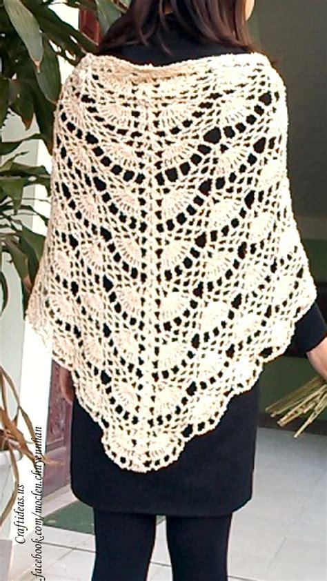 scarf  shawl craft ideas